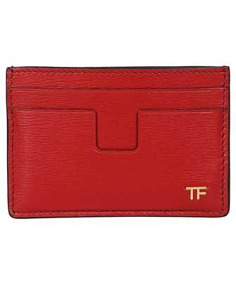 Tom Ford Y0232T LCL053 T LINE Card holder