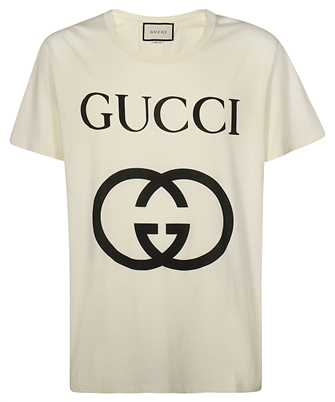 Gucci 493117 X3Q35 OVERSIZE T-shirt