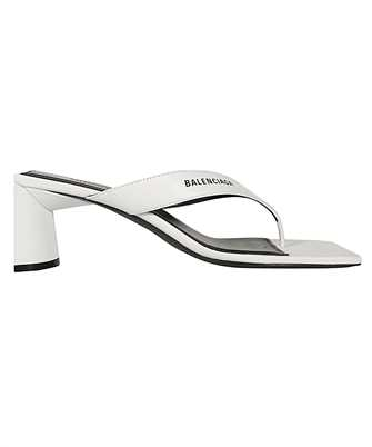 Balenciaga 609639 WAWNA DOUBLE SQUARE Sandals