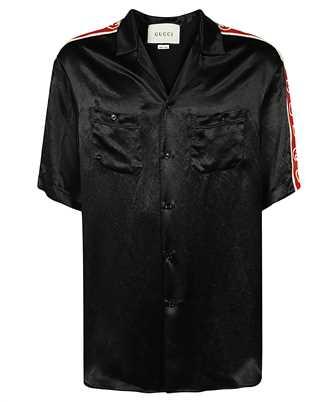 Gucci 619025 ZAEP5 BOWLING Shirt