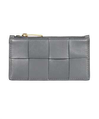 Bottega Veneta 667129 VCQC4 ZIPPED Card holder