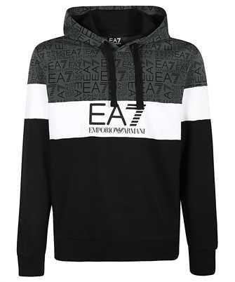 EA7 6HPM28 PJ05Z Kapuzen-Sweatshirt