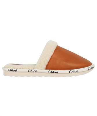Chloé CHC21A487S8 WOODY HOUSE Slides