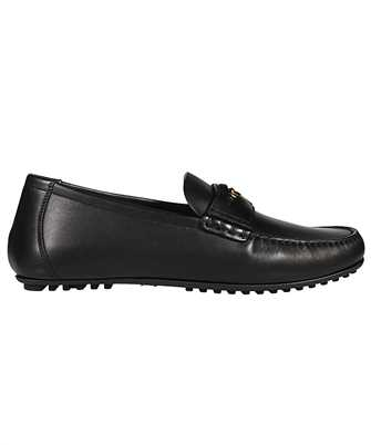 Versace DSU7564 DVTX1G LEATHER Loafers