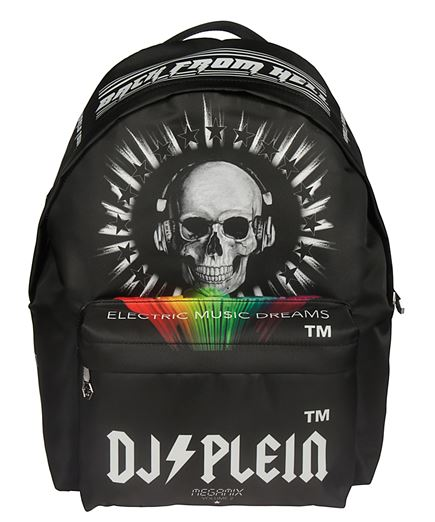 Philipp Plein P19A MBA0740 PLE096N Backpack