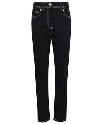 Balmain VF15460D109 SKINNY HIGH WAISTED Jeans
