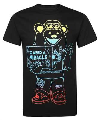 Chinatown Market 1990394 MIRACLE HIPPIE GRADIENT T-Shirt