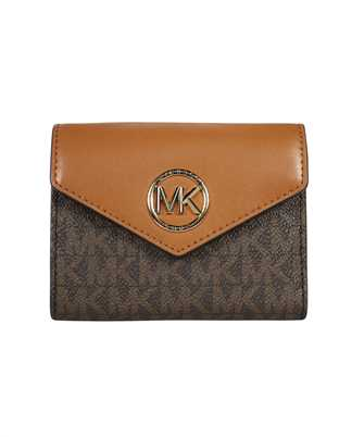 Michael Kors 34S1GNME6B CARMEN MEDIUM TRI-FOLD ENVELOPE Wallet