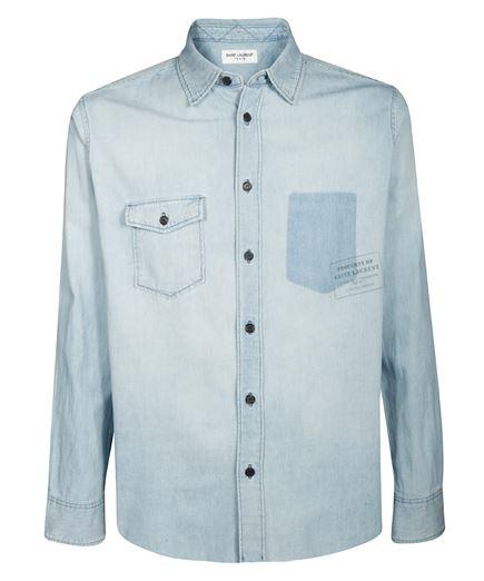 Saint Laurent 500363 YA880 Shirt