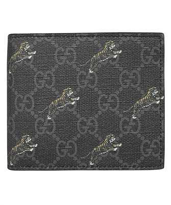 Gucci 575132 G2BAN TIGERS GG Wallet