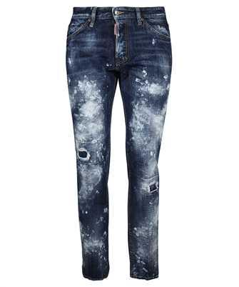 Dsquared2 S71LB0913 S30309 PAINT JOB COOL GUY Jeans