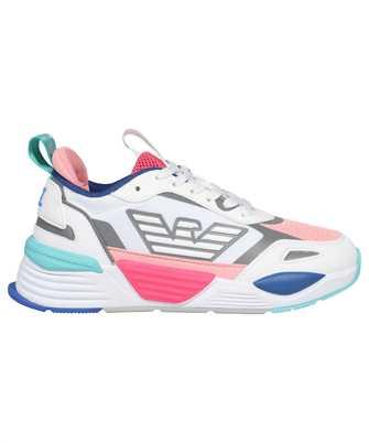 EA7 X8X070 XK165 UNISEX WOVEN Sneakers