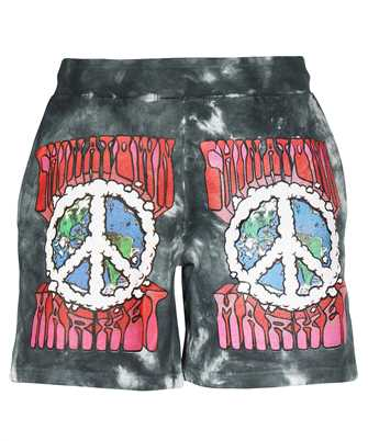Chinatown Market 1950201 PEACE ON EARTH CLOUDS TIE-DYE Shorts