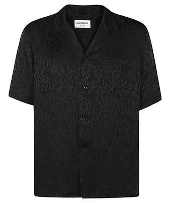 Saint Laurent 531956 Y2B19 SHARK-COLLAR Shirt
