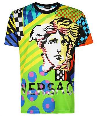 Versace A79334 A236061 POP TEMPLE T-shirt