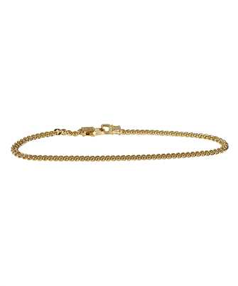 Tom Wood B13029CBM01 7.7 CURB Bracelet
