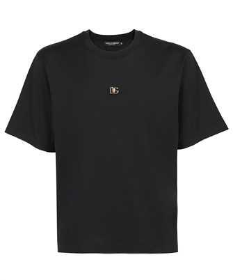 Dolce & Gabbana G8NC5Z G7A0W GOLD LOGO T-shirt