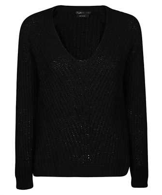Tom Ford MAK932 YAX235 V-NECK Knit