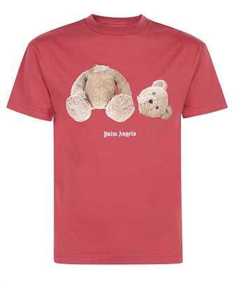 Palm Angels PMAA001F21JER023 BEAR CLASSIC T-shirt