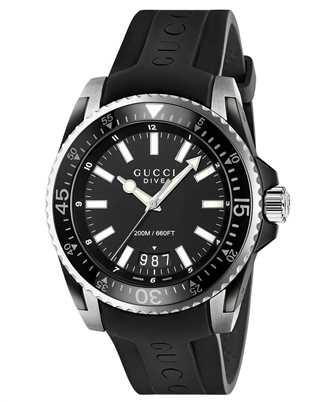 Gucci Timepieces YA136204A 133LG BRN/BRN PVD/BRN CLF 45mm Armbanduhr