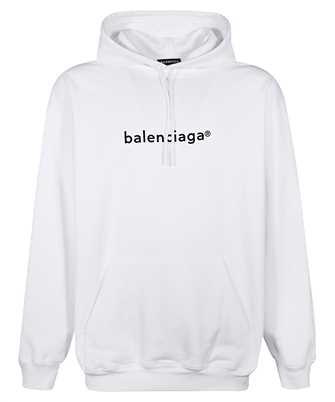 Balenciaga 570811 TIV55 NEW COPYRIGHT MEDIUM FIT Hoodie