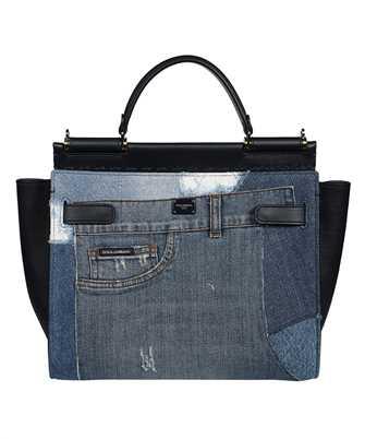 Dolce & Gabbana BB6891 AO621 LARGE SICILY 62 SOFT Tasche