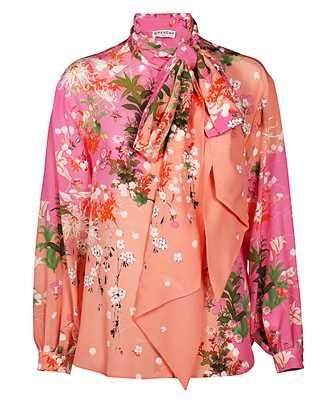 Givenchy BW60KZ12PU FLORAL Hemd