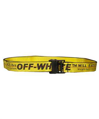 Off-White OMRB012F19647003 INDUSTRIAL Belt