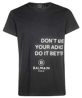 Balmain SH01601I224 T-shirt