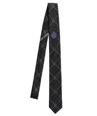 BERLUTI T20TJ58 001 SIGNATURE SHADING EFFECT Cravatta