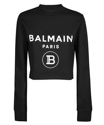 Balmain TF13641I384 Knit