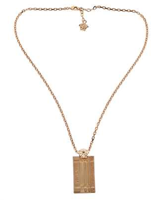 Versace 1001440 1A00620 TARTAN Necklace