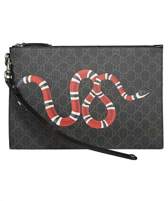 Gucci 473904 GZN1N BESTIARY Document case