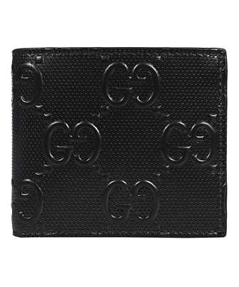 Gucci 625555 1W3AN GG EMBOSSED Wallet