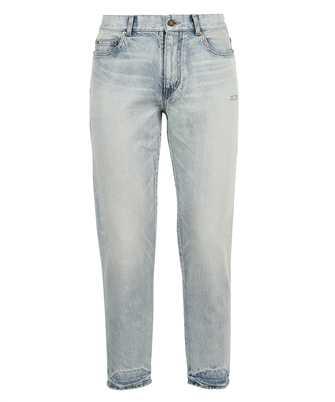 Saint Laurent 644678 Y372Z CARROT-FIT Jeans