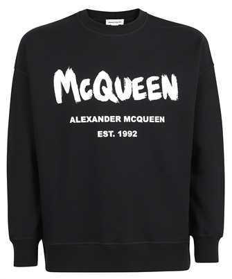 Alexander McQueen 659975 QZADI GRAFFITI Sweatshirt