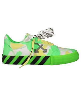 Off-White OMIA085E20FAB002 TIE DYE LOW VULCANIZED Sneakers
