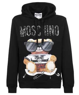 Moschino V 1701 5227 MIXED TEDDY BEAR Hoodie