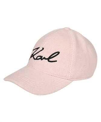 Karl Lagerfeld 206W3408 K/SIGNATURE WOOL Cap