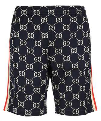 Gucci 474632 X9V05 GG JACQUARD Shorts