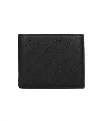 Balenciaga 594315 D6WZN CASH SQUARE FOLDED Geldbörse