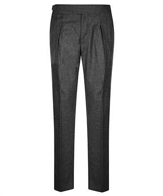 Alexander McQueen 615223 QPU19 MILITARY Trousers