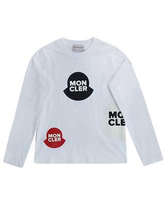Moncler 8D719.20 83907# Boy's t-shirt