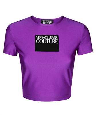 Versace Jeans B2HVA719 VDP602 SHINY LOGO T-shirt