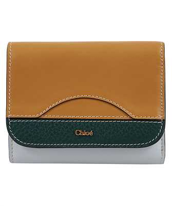 Chloé CHC20UP511C84 WALDEN SMALL TRI-FOLD Wallet