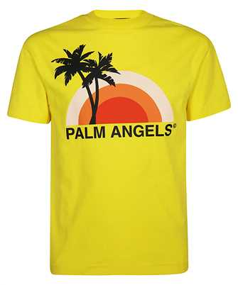 Palm Angels PMAA001S20413016 SUNSET T-shirt