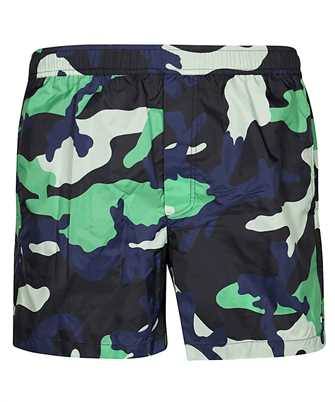Valentino TV3UH028JEJ CAMOUFLAGE Swimsuit