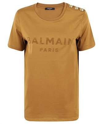 Balmain UF01350I321 LOGO T-shirt