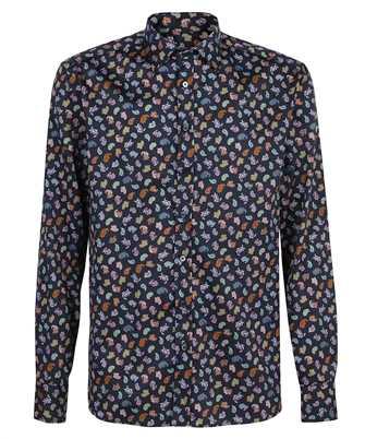 Etro 16376 5729 COTTON PAISLEY PRINT Shirt