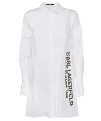 Karl Lagerfeld 211W1602 EMBELLISHED POPLIN TUNIC Shirt